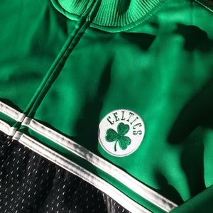 Boston Celtics NBA Full zip jacket